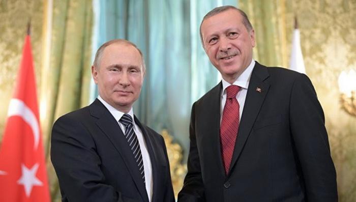 Путин порадовал Эрдогана на встрече в Сочи