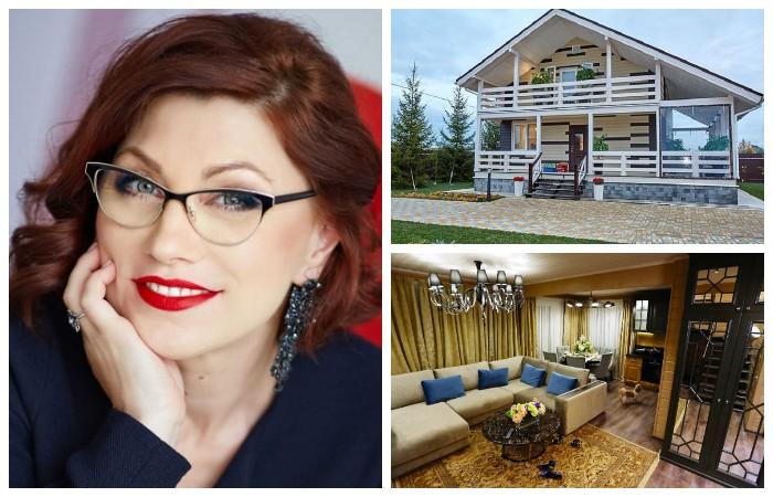 Телесваха Роза Сябитова показала свое «поместье», строительство которого превратила в реалити-шоу