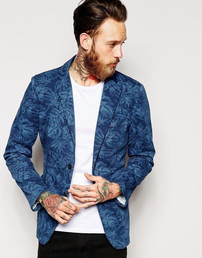 Долой дискриминацию мужских пиджаков! 5 тенденций в мире пиджаков + 25 стильных образов, фото № 22