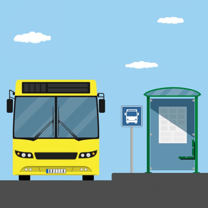 Картинка двери автобуса