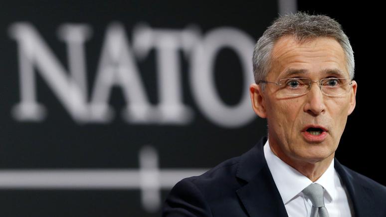 Столтенберг: Россия провоцир…