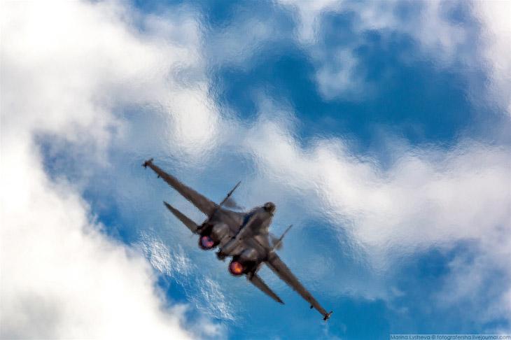 «Охота» на Су-35: чем российский истребитель удивляет мир