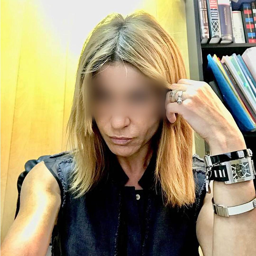 Теперь Светлана – Ева Виктория. Фото: СОЦСЕТИ