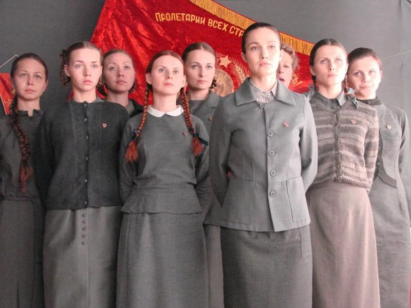 Манекенщицы Советского Союза - самое красивое оружие Кремля!