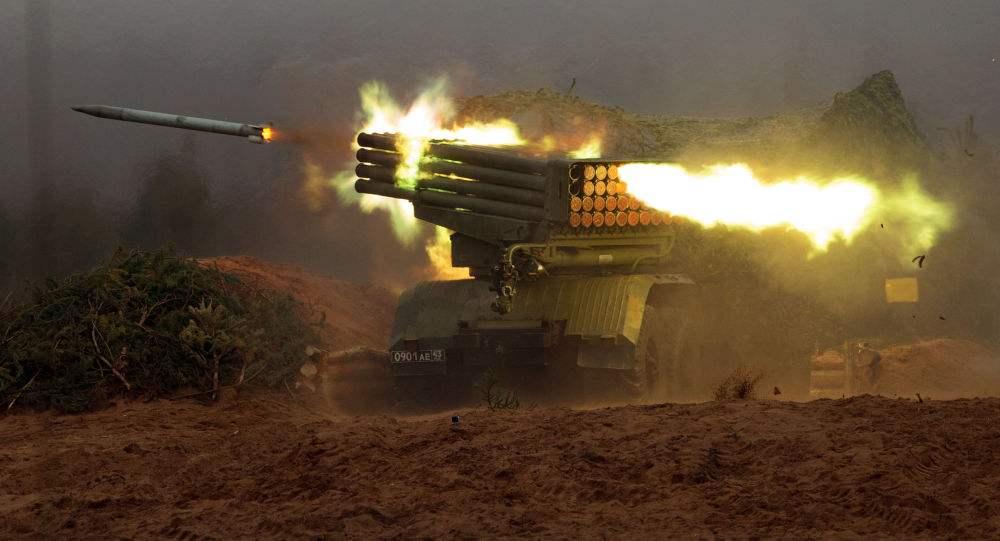 Сирийская армия отрезает пут…