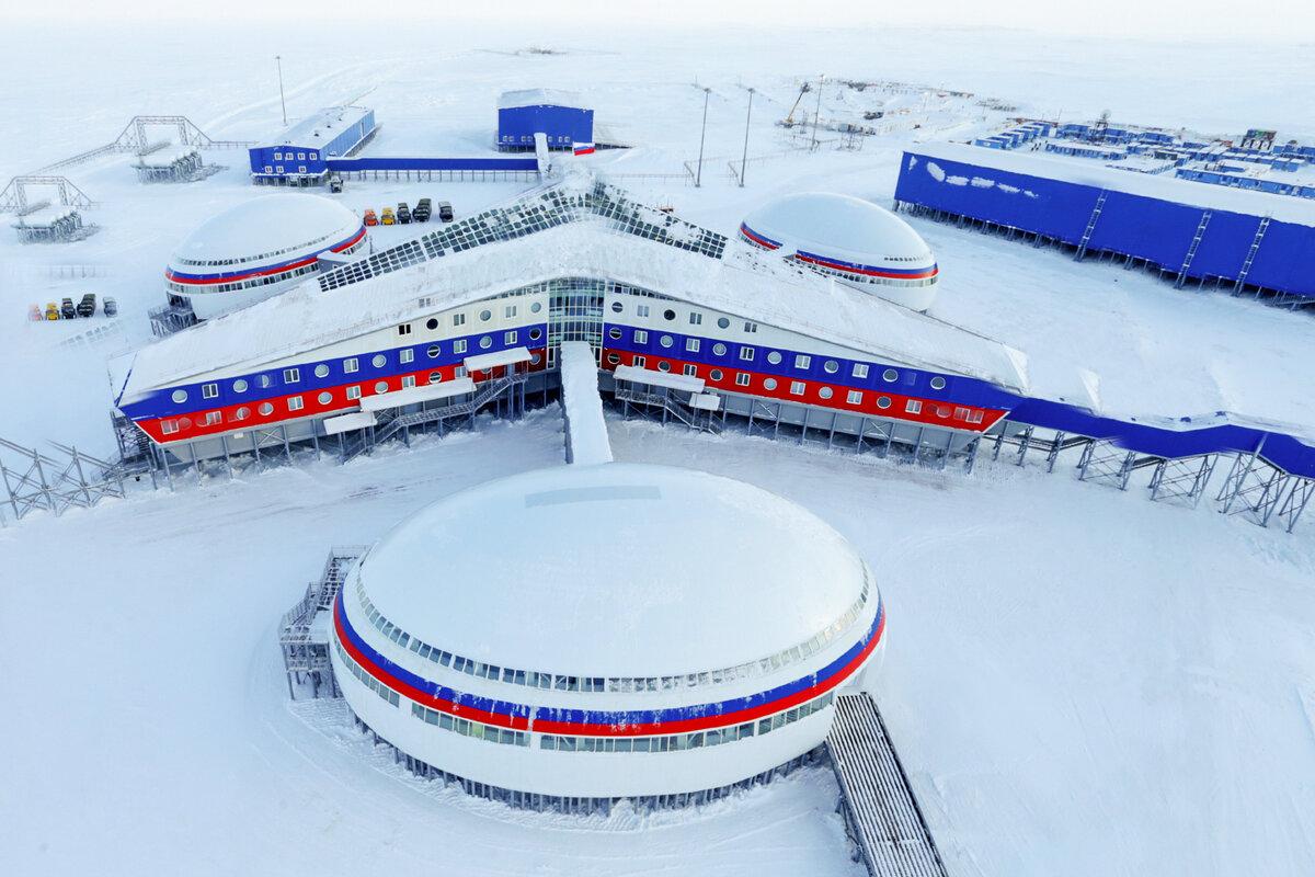США требуют чтобы Россия убрала военные базы из Арктики геополитика
