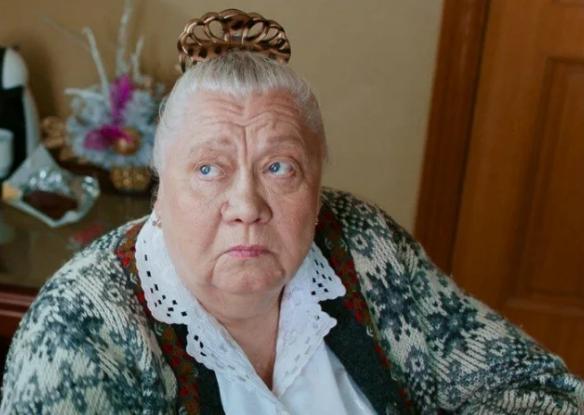 Как «Модный приговор» преобразил бабу Маню из фильма «Ёлки» актриса,Галина Стаханова,звезда,наши звезды,фильм,фото,шоубиz,шоубиз