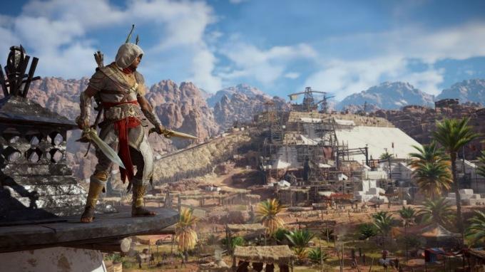 Ubisoft пообещала добавить в Assassin's Creed Origins режим New Game+