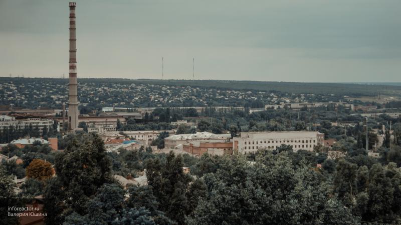 ЛНР сообщила о перегруппировке сил украинских силовиков в Донбассе