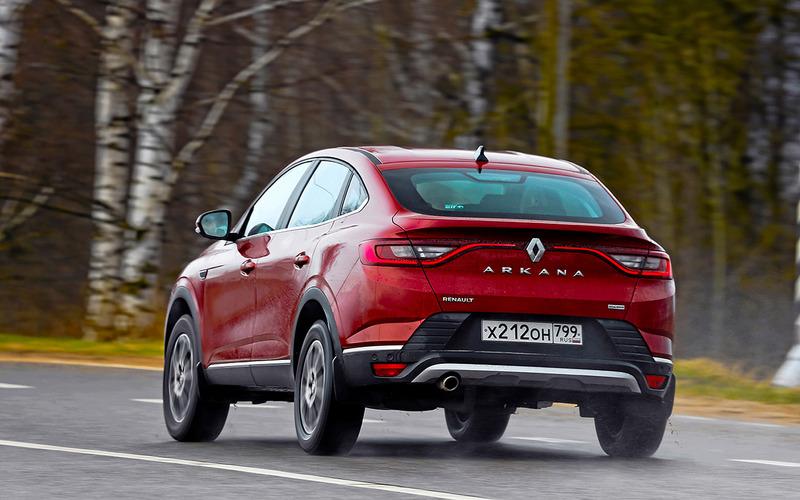 Renault Arkana после 40тыс. км: мухи унас... авто,автомобиль,Россия