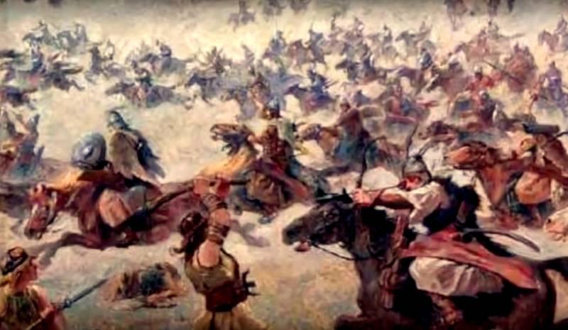 Славяне и начало Великого переселения народов