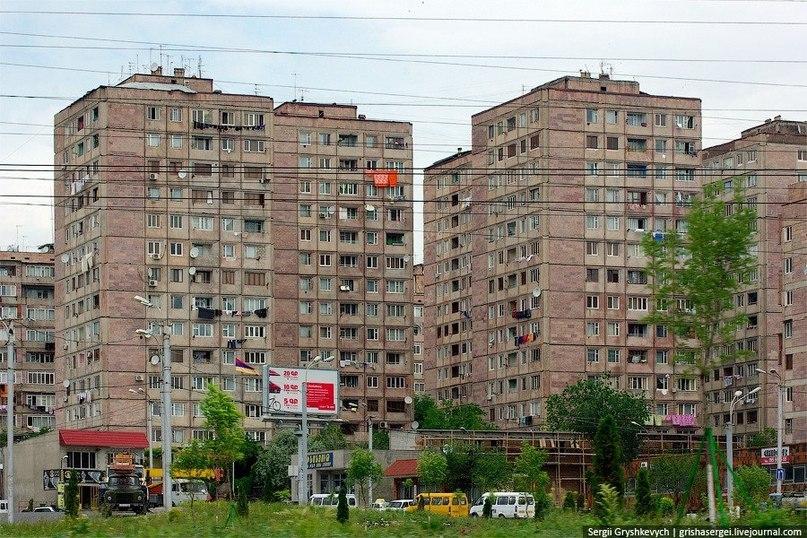 Фотопрогулка по Еревану