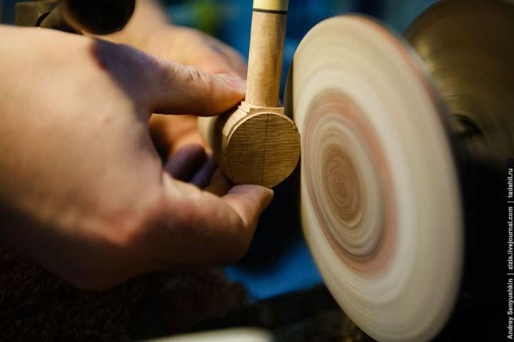 Мастер-класс по изготовлению курительных трубок своими руками самоделкин