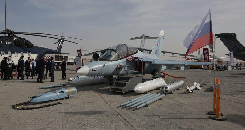 Як-130 окажется более приспособленным кбоям