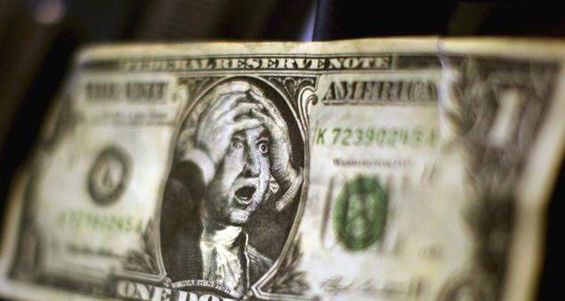 Курс доллара упал до показат…