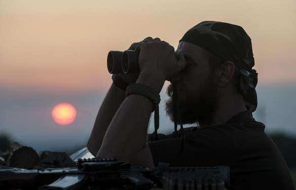 НМЛНР: Киев перебросил взону «АТО» нацбатовцев иДРГ «Грузинская рота»