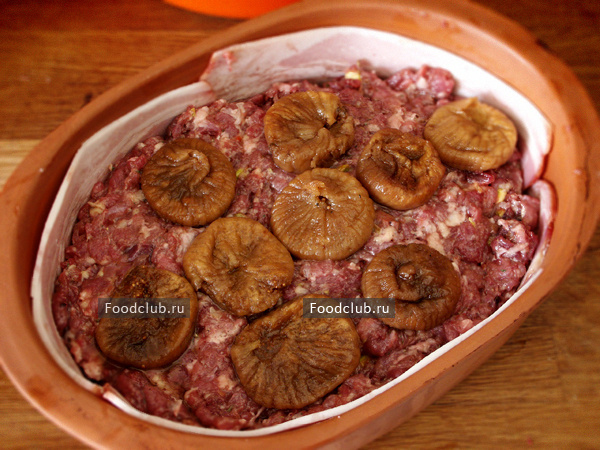 Деревенский утиный паштет блюда из птицы,закуски,кухни мира