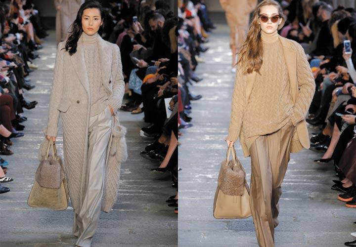 Мода холодного сезона 2018 от Max Mara --12 шедевров из новой коллекции бренда