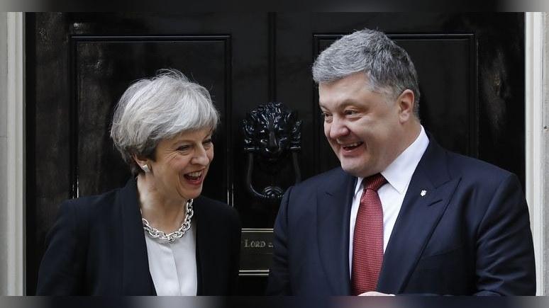 Порошенко: вглубь Европы Пут…