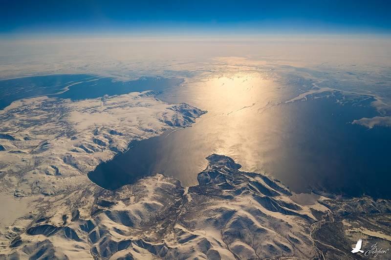 Стратеги – на запад от Камчатки и восточнее Японии россия