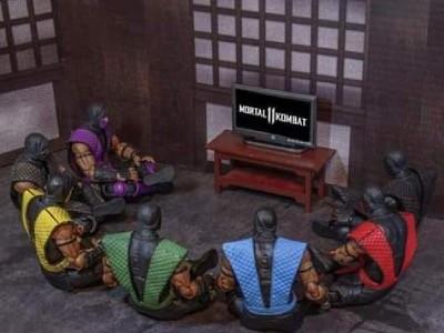 Журналисты собрали все фаталити серии Mortal Kombat в одном видео action, mortal kombat, игры, файтинг, фаталити