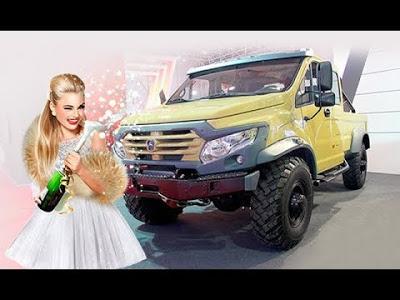 ГАЗ показал внедорожники, о которых мечтают джиперы