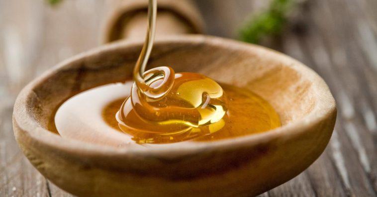 Маска для волос с медом и ол…