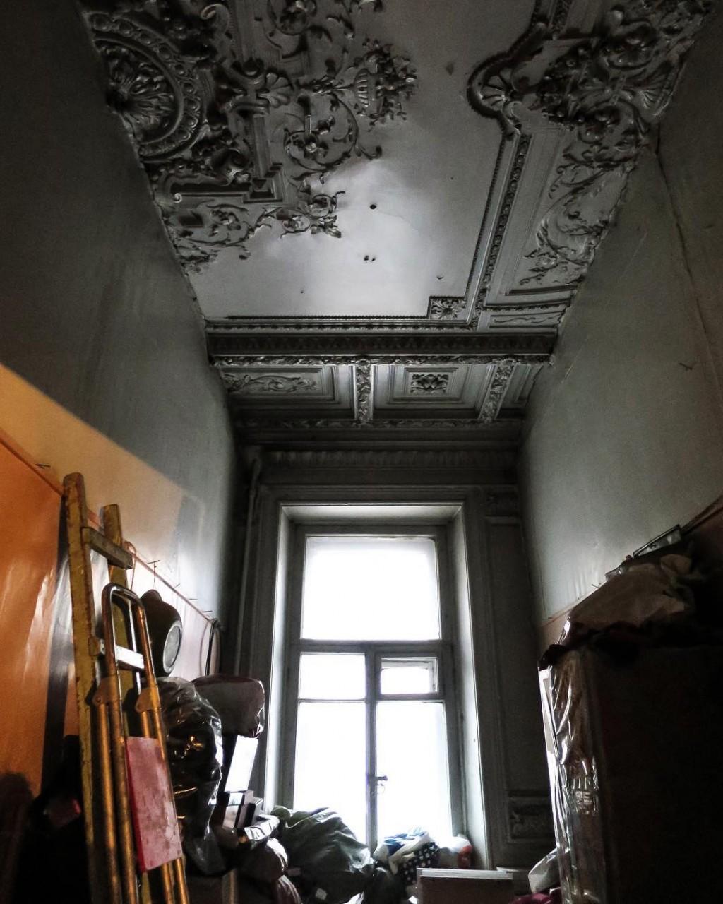 заболел питерские квартиры в старых домах фото первый