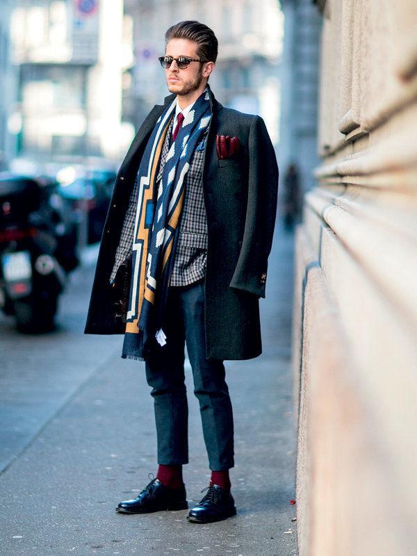 Долой дискриминацию мужских пиджаков! 5 тенденций в мире пиджаков + 25 стильных образов, фото № 23