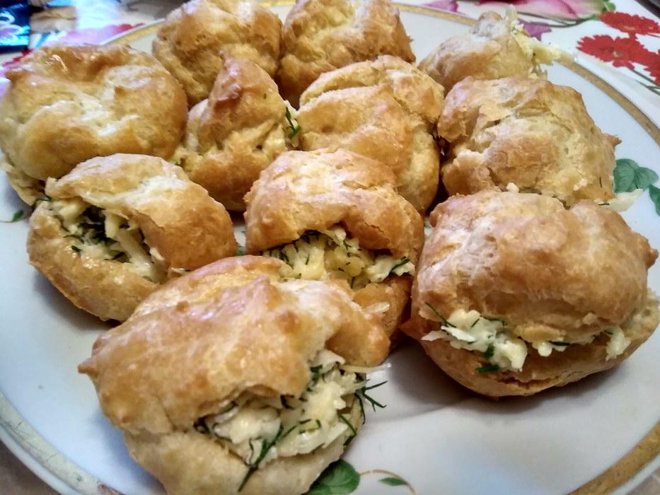Закуска «Французские хачапур…