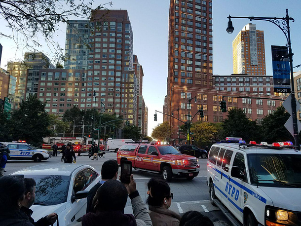 Жертвами теракта на Манхэтте…