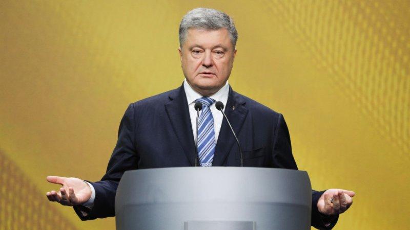 Российские военные ответили на странное требование Порошенко относительно размещения С-400 в Крыму