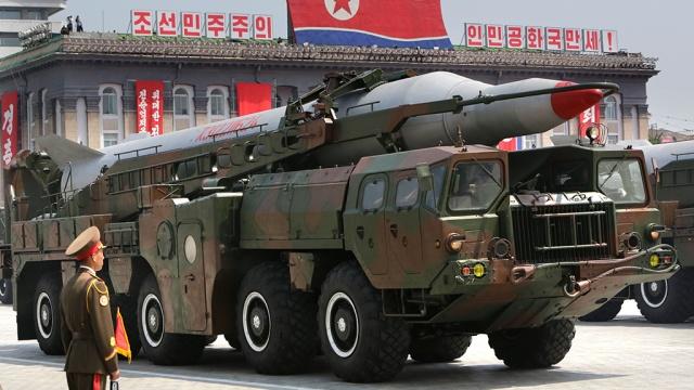 КНДР требуют своего признания в качестве ядерной державы
