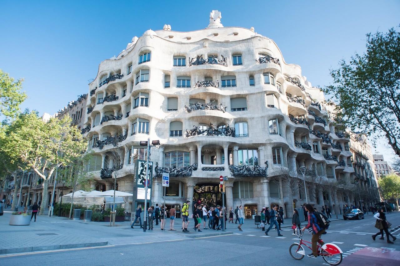 Барселона - Гауди: экскурсия в последнюю частную квартиру в Доме Мила