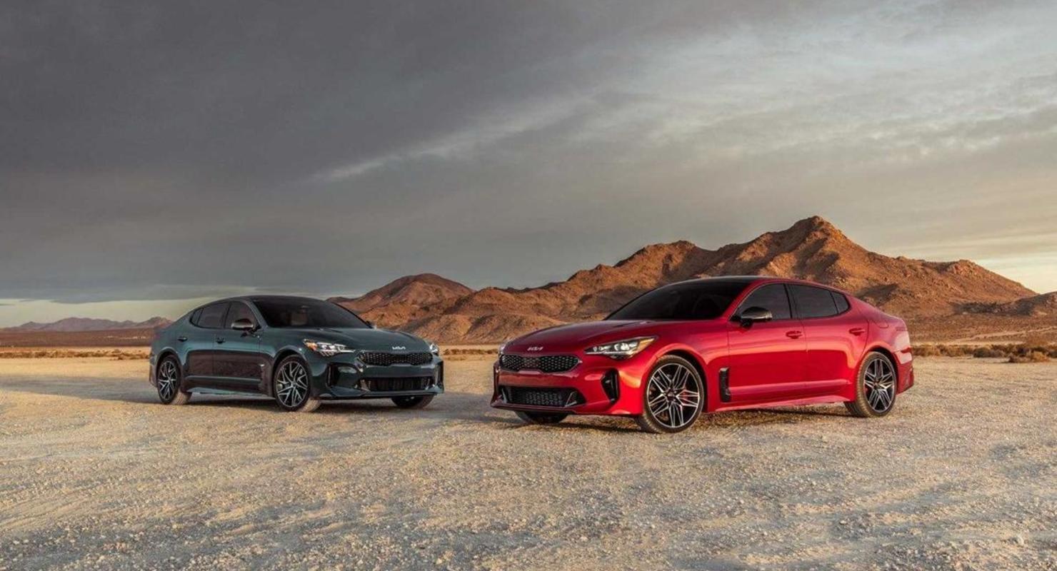 Компания Kia прекратит производство Stinger после весны 2022 года Автомобили