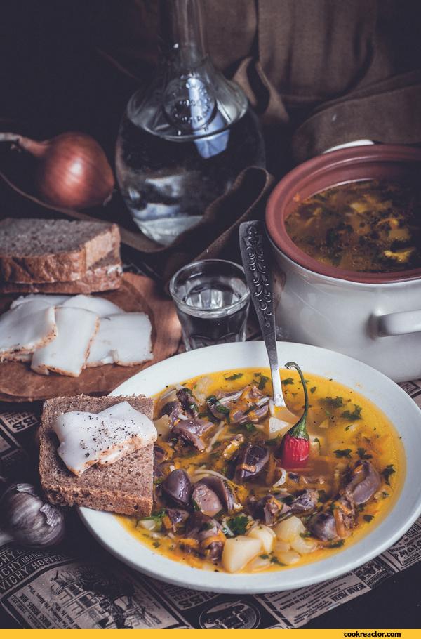 Литературная кухня,кулинария,кулинарный реактор,фэндомы,рецепт,Место встречи изменить нельзя,суп с потрошками,из Одессы с морковью,автор Brahmanden,длиннопост,food porn,обед,супы