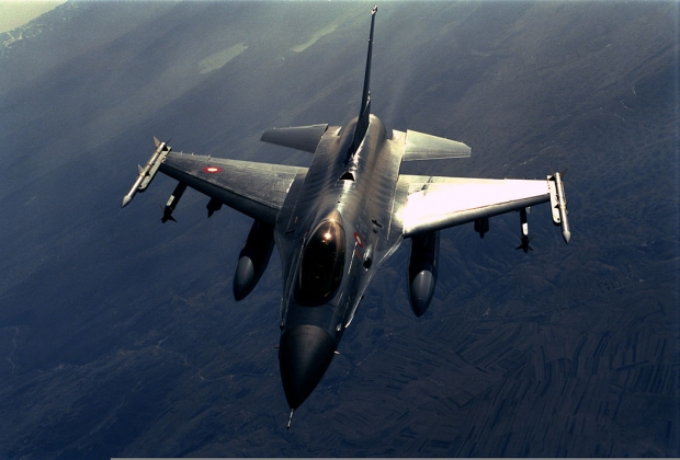 СМИ: Турецкие самолеты не смогли зайти в воздушное пространство Сирии