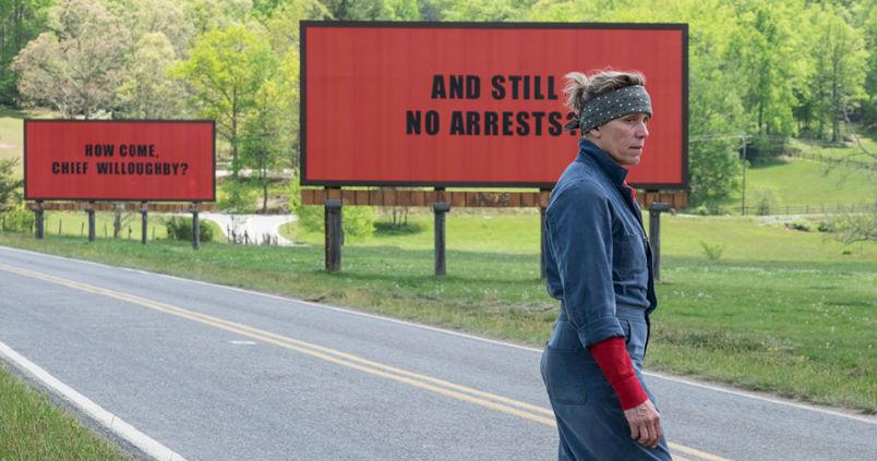Как и где снимали фильм «Три билборда на границе Эббинга, Миссури»