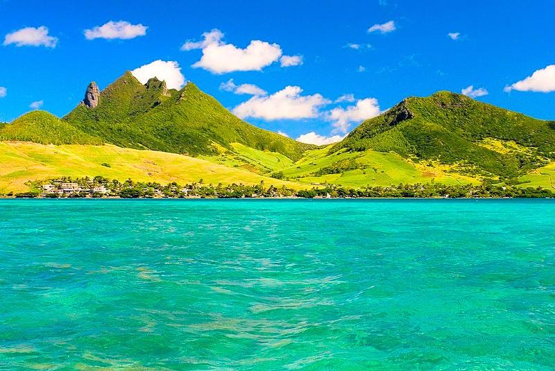 Далёкий Маврикий. Семицветная земля, вулканы и ручные львы