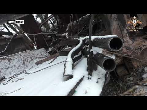 ВСУ обстреляли санитарный автомобиль противотанковой управляемой ракетой и минометами