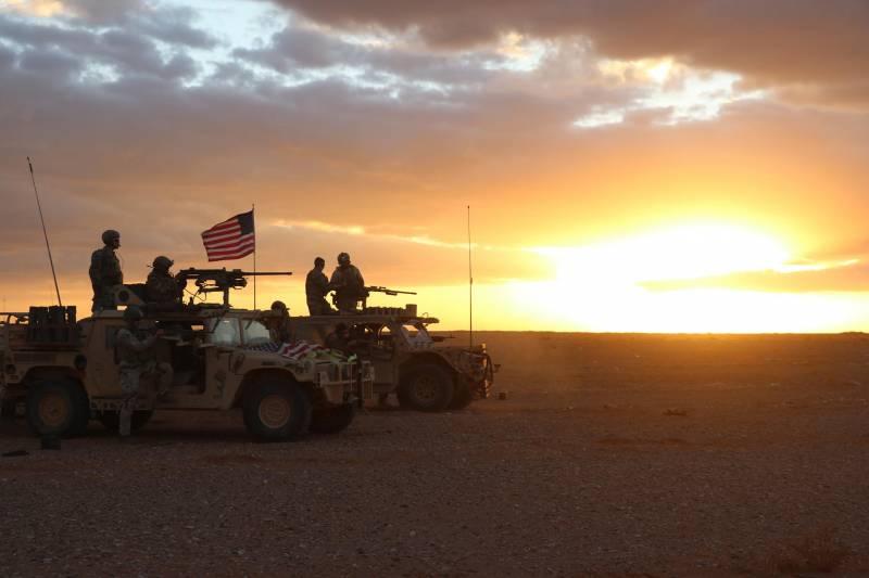 МО РФ: Армия США препятствует возвращению под контроль САА сирийских территорий