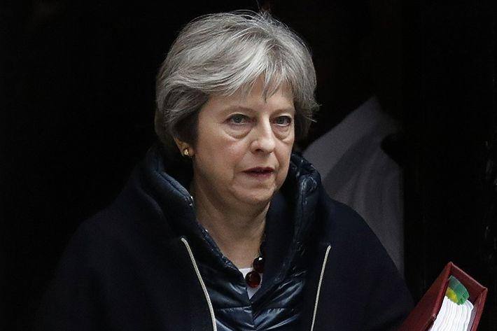 Британия наказала Россию: ми…
