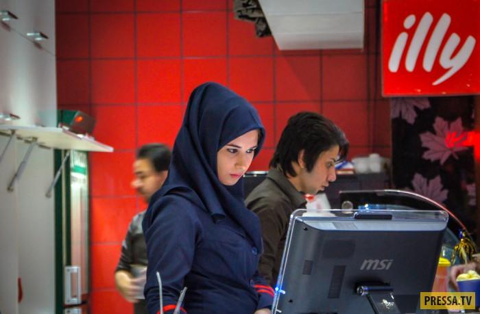 Как живётся женщинам в Иране