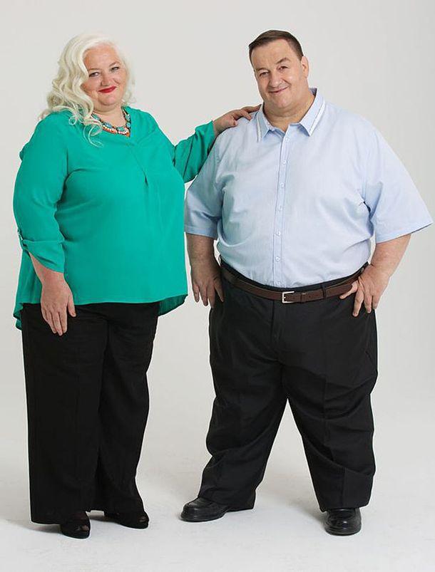 Картинки толстых женщин с мужчинами