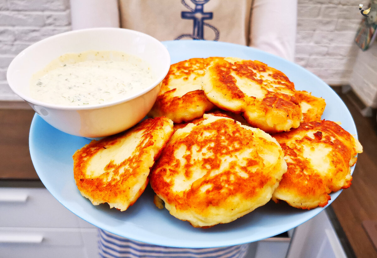 Очень вкусное блюдо «Польские Пляцки»: быстро и просто кухни мира,овощные блюда