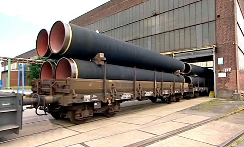Скрытная роль «Северного потока-2». Россия оставит Польшу без газа