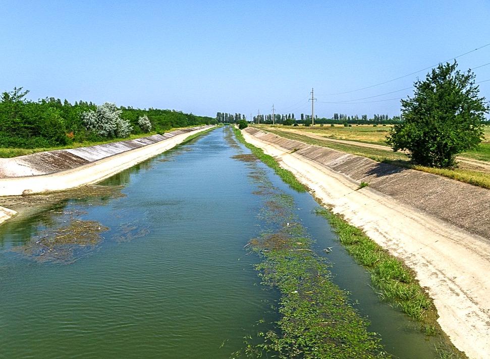 Единственный способ решения водного вопроса в Крыму предложили на Украине