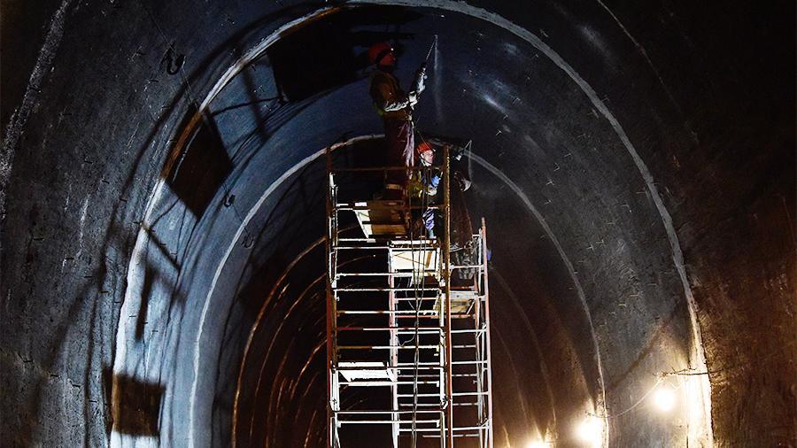 Тоннель им. Сталина во Владивостоке откроют в мае 2019 года Россия,Сталин,тоннель