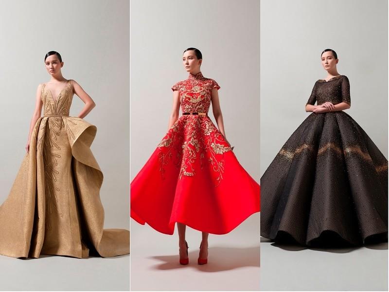 Saiid Kobeisy Haute Couture …