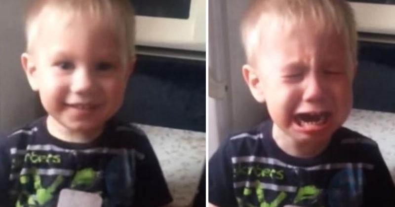 Малыш попросил спеть песню о…